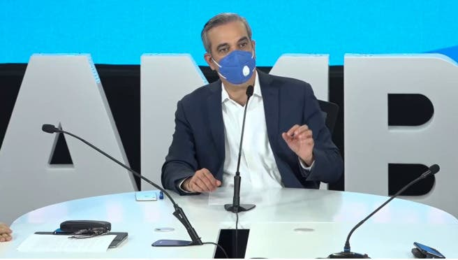 Luis Abinader promete desarrollar sistema de transporte cambiará movilidad urbana