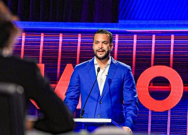 VIDEO: Rafael Paz se despide en el debate ANJE a ritmo de rap