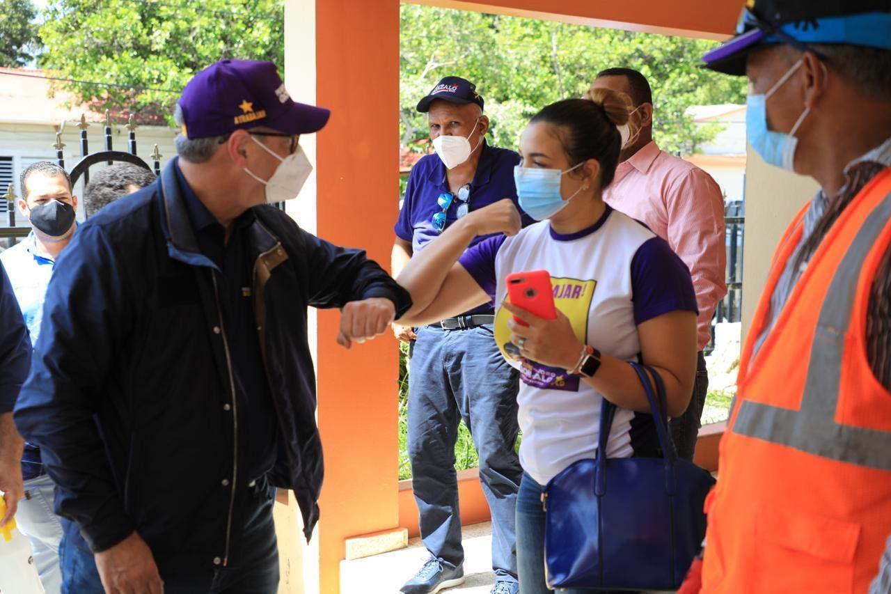 Gonzalo Castillo llama a peledeístas a defender el voto en las urnas