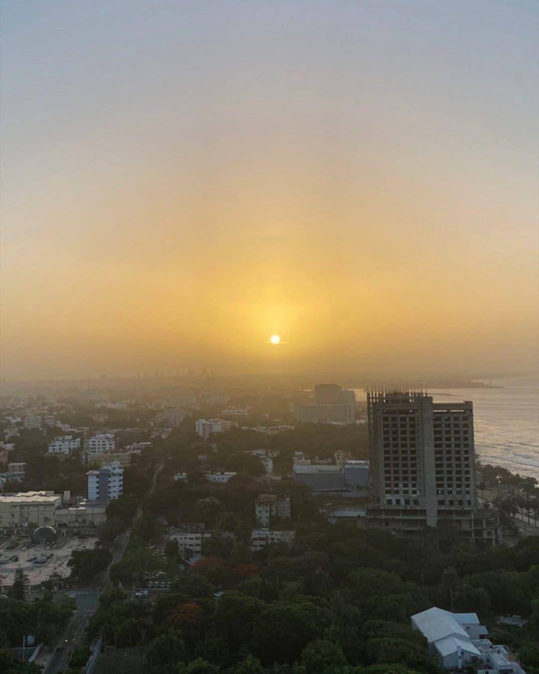 VIDEO: Conozca los efectos del polvo del Sahara para la salud y cómo protegerse