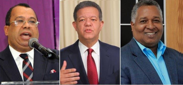 Melton Pineda y Euri Cabral piden a Leonel Fernández que retorne al PLD