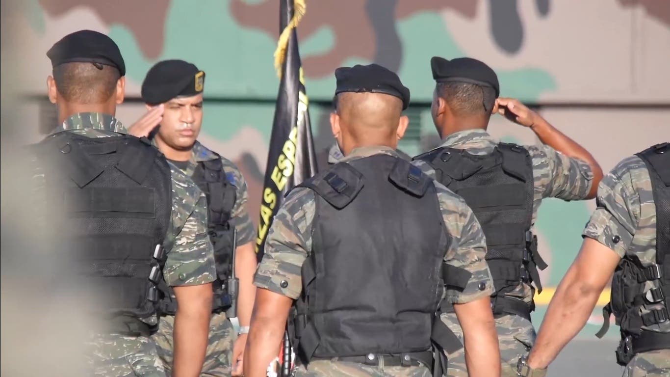 Denuncian Gobierno rompió promesa de incentivo RD$5,000 al Comando de Fuerzas Especiales de la FARD