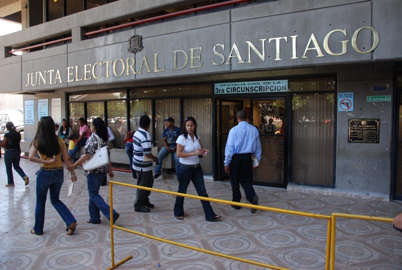Recuperan dinero robado en  Junta Electoral de Santiago