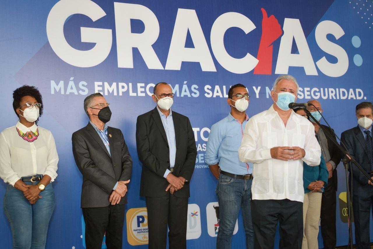 Antonio Taveras Guzmán activa plan de recuperación de empleo y salud
