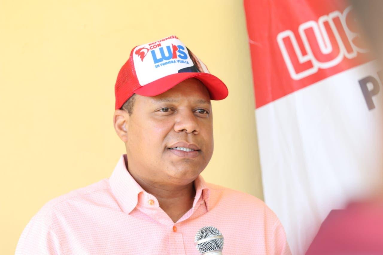 «Reformistas con Luis decidirán el cambio que amerita RD», dice Eddy Alcántara