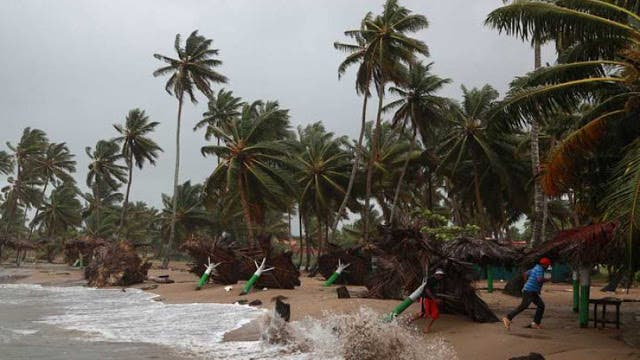 Videos: efectos de tormenta Isaías en  localidades de República Dominicana
