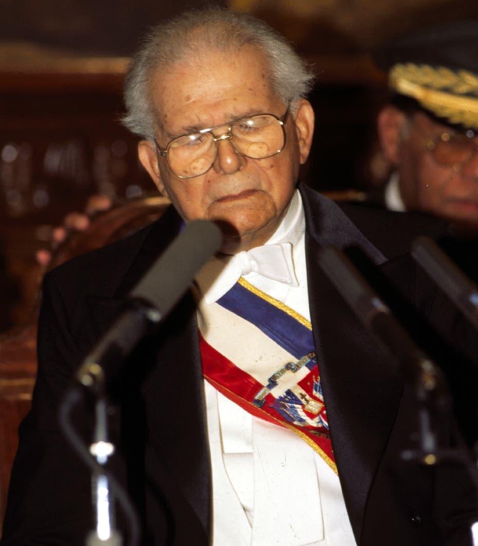 Balaguer, el caudillo que ha gobernado  por más tiempo a  la República Dominicana