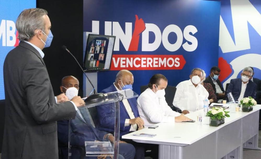 """Luis Abinader: """"No queremos ni un voto demás, pero no aceptaremos artimañas»"""