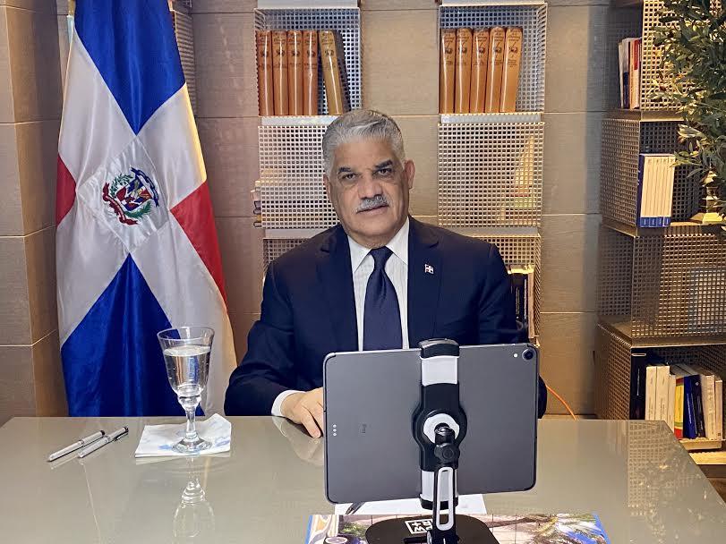 COVID-19: Miguel Vargas pide a Celac-China aunar acciones para frenar pandemia