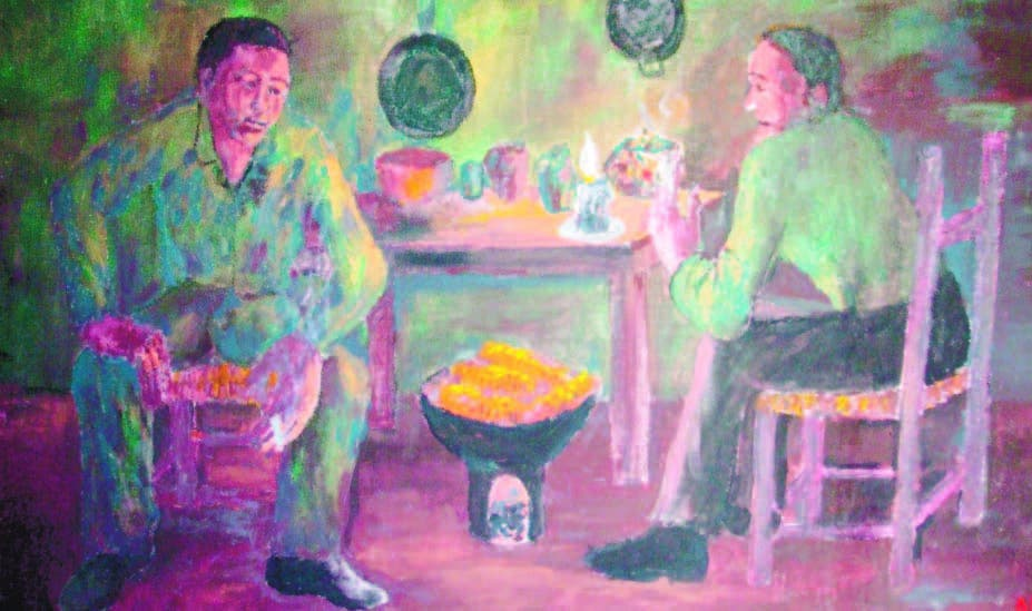 Orlando Estrella Soto: un artista solitario