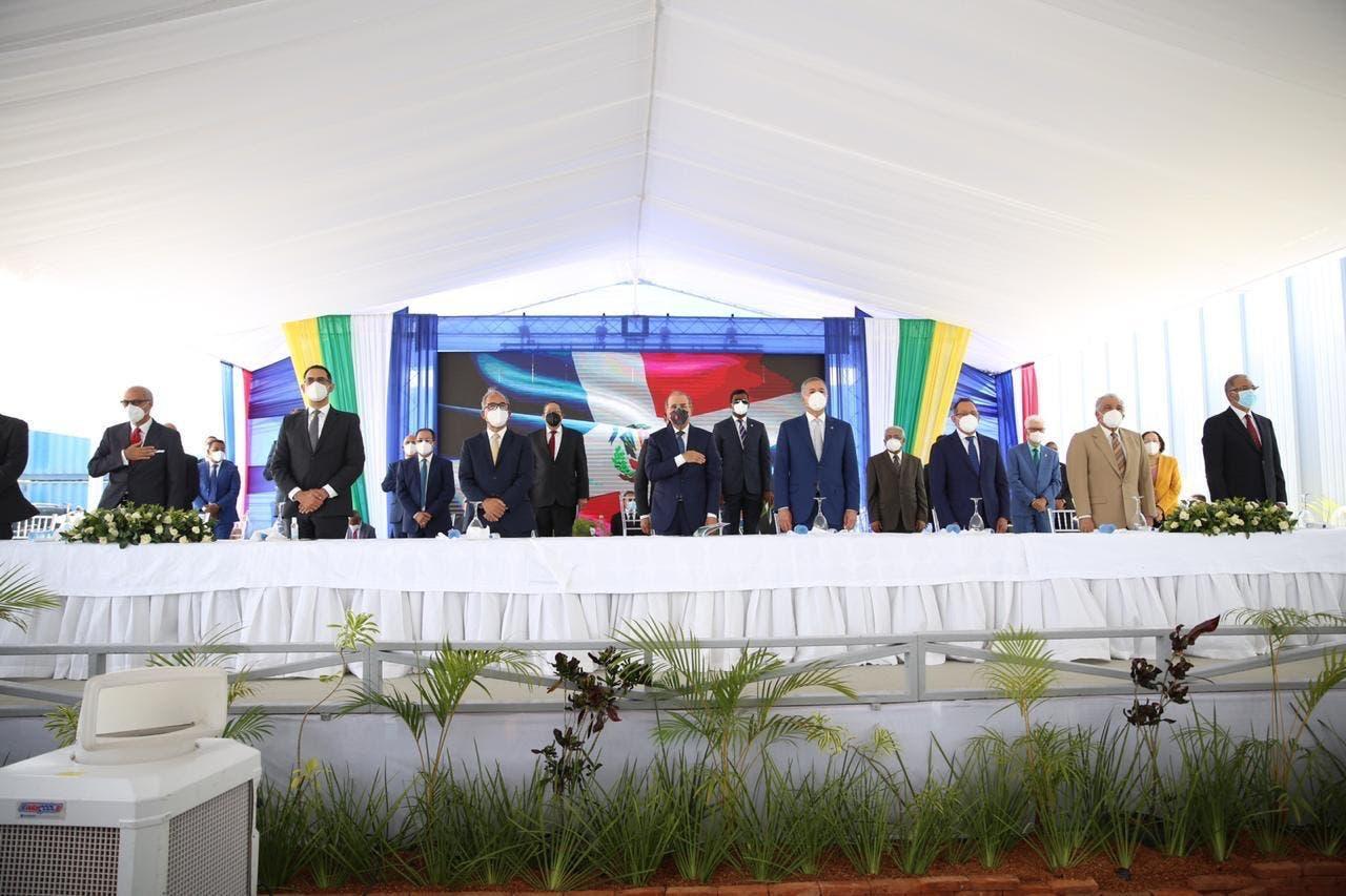 EN FOTOS inauguración de Punta Catalina