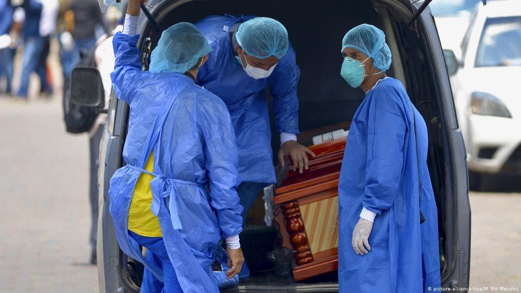 COVID-19: Más de 560 mil muertos por la pandemia en el mundo