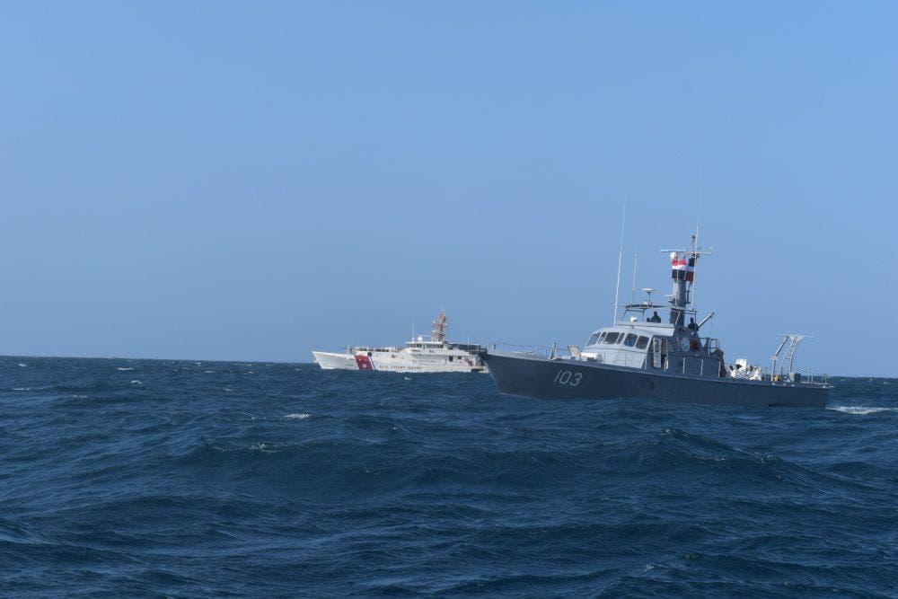 Estados Unidos repatria a 86 dominicanos interceptados en el Canal de la Mona