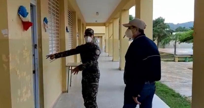 Video: Educación supervisa centros de Hato Mayor y otras provincias tras paso de Isaías