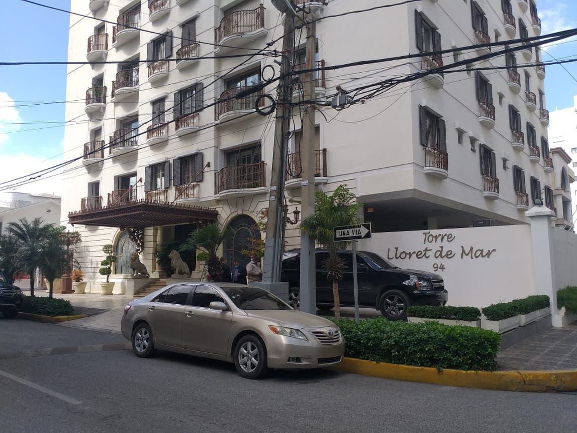 Colocan vigilancia en casa de Luis Abinader, presidente electo