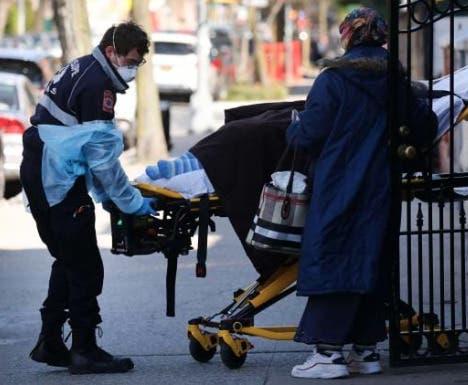 EEUU rompe récord al superar los 70,000 contagios de COVID-19 en 24 horas