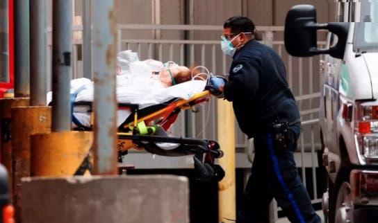 Estados Unidos teme que cepa británica lleve a límite su presión hospitalaria