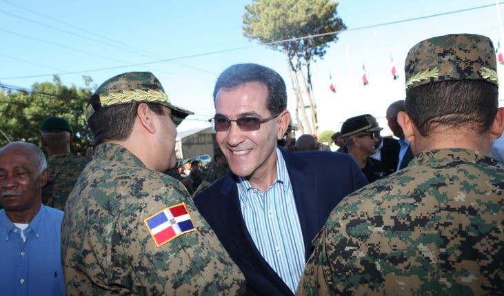¿Quién es el mayor general Díaz Morfa, próximo ministro de Defensa?