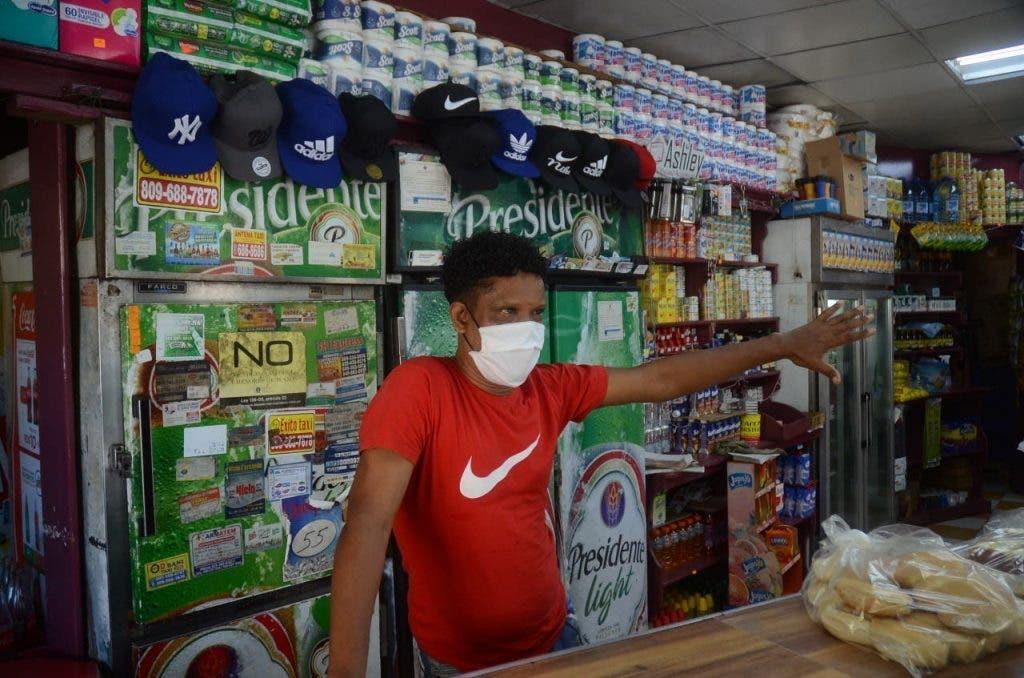 Video: Reacción de propietario de colmados, restaurante y bares a resolución de Salud Pública