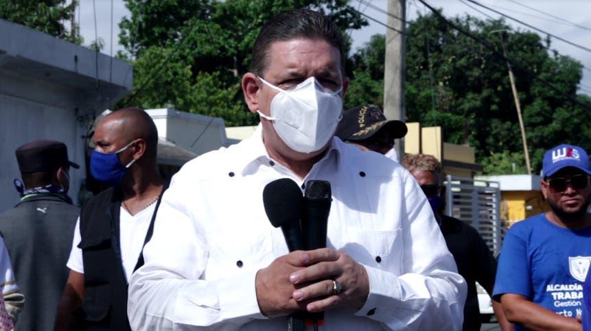 """Alcalde Eberto Núñez inaugura tercer circuito """"Bonao Sin Basura"""""""