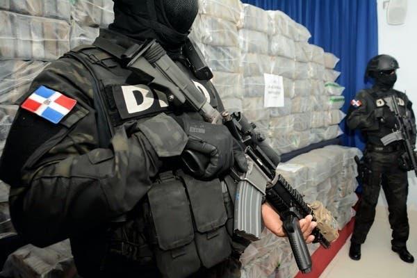 Desmantelan poderosa banda que se dedicaba al narcotráfico internacional