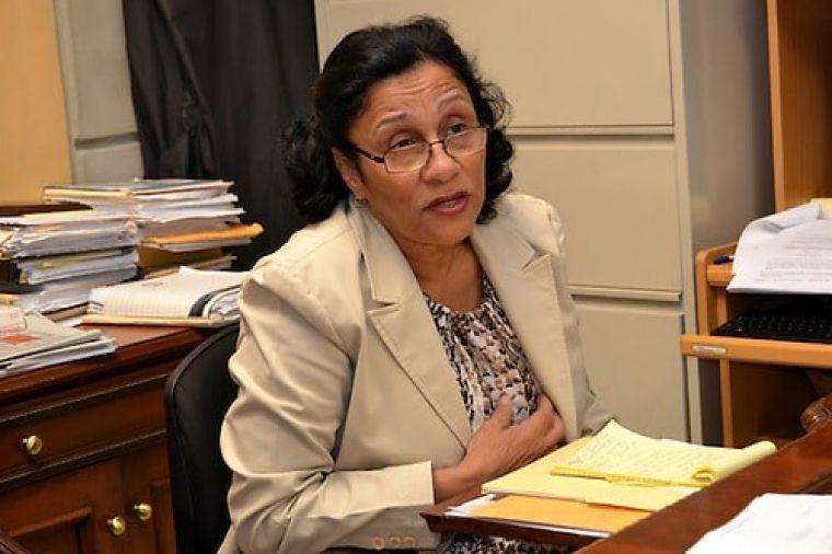 Así desempeñará Gisela Cueto sus funciones, tras padecer de COVID-19
