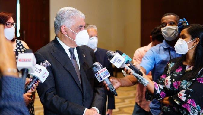 PRD plantea a OEA firma de pacto de aceptación resultados electorales