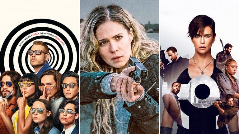 Estas son todas las series y películas de Netflix que se estrenan en julio