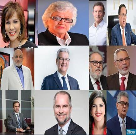 El perfil de funcionarios designados por Luis Abinader hasta el momento