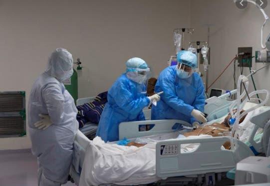 Gobierno adicionará 187 camas para pacientes críticos de COVID-19