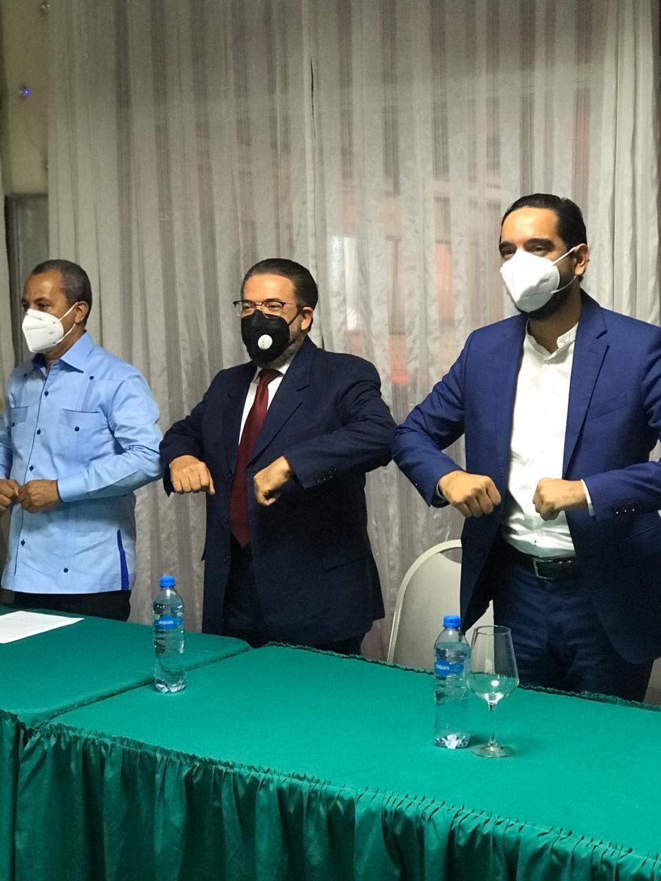 AlPaís presenta a José Horacio Rodríguez y Pedro Martínez, sus diputados electos