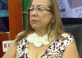 Presidenta provincial del PRM Rosa Santos está interna por COVID-19