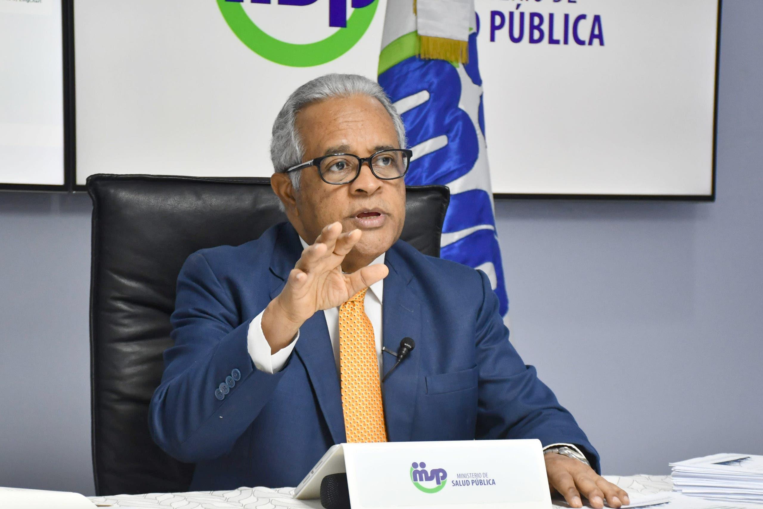 Sánchez Cárdenas dice no es verdad saturación por COVID-19 en Santiago