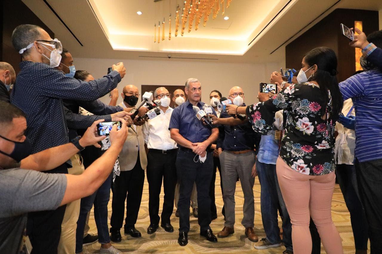Gonzalo Castillo: «Ningún candidato puede declararse ganador de manera irresponsable»
