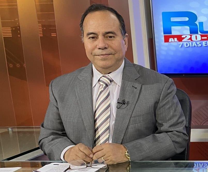 El periodista Alberto Caminero cuenta lo difícil que fue padecer de COVID-19