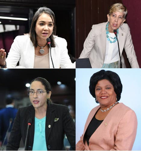 Senado dominicano tendrá más mujeres ahora