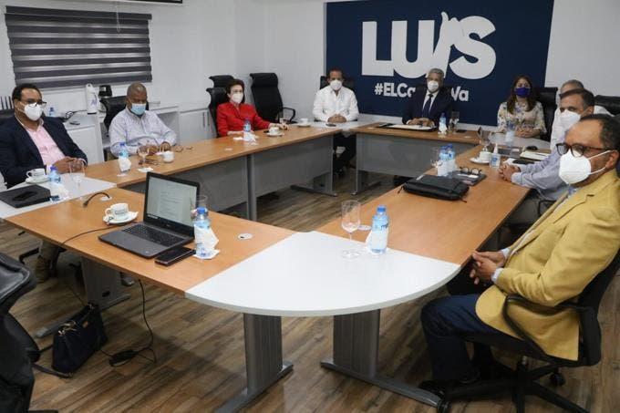 Inicia cambio de Gobierno: Comisiones de transición están reunidas en Palacio