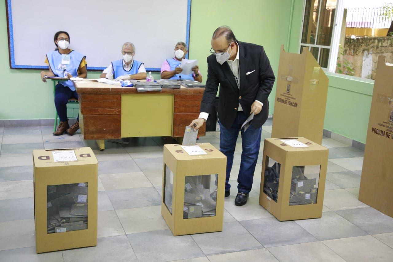 Quique Antún: el pueblo está dando demostración cívica de participación en elecciones