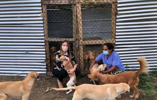 """Hony Estrella se ha sumado a iniciativa refugio de animales """"Rescatado por amor"""""""