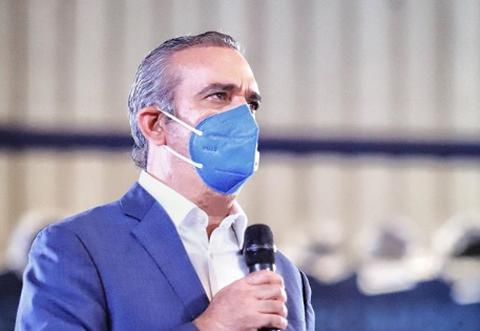 Luis Abinader: «Hoy vienen más designaciones»