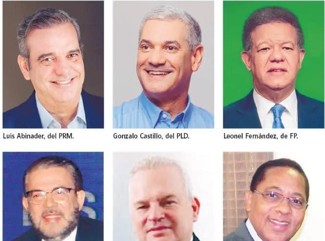 VIDEO: ¿Dónde votarán los candidatos presidenciales y congresuales?