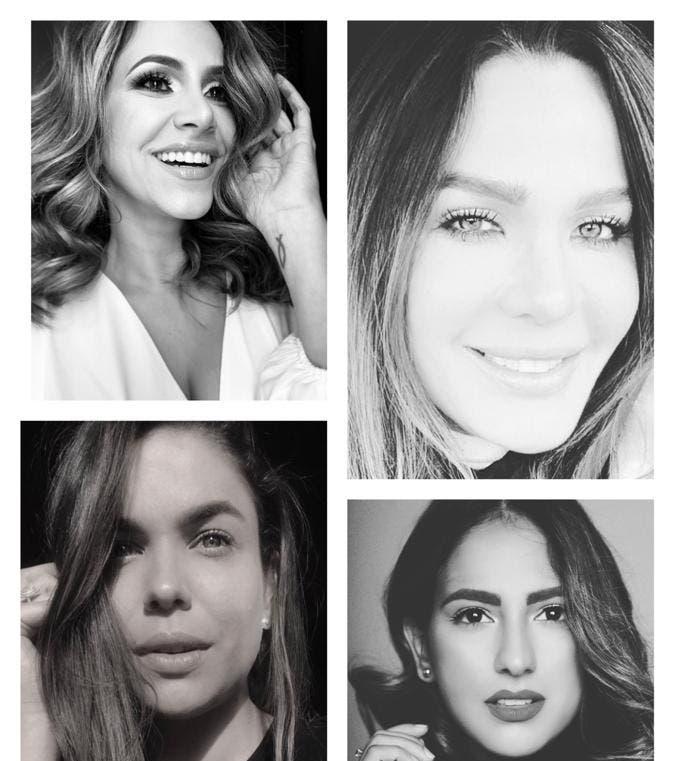 Mujeres dominicanas publican fotografías en blanco y negro como forma de apoyarse