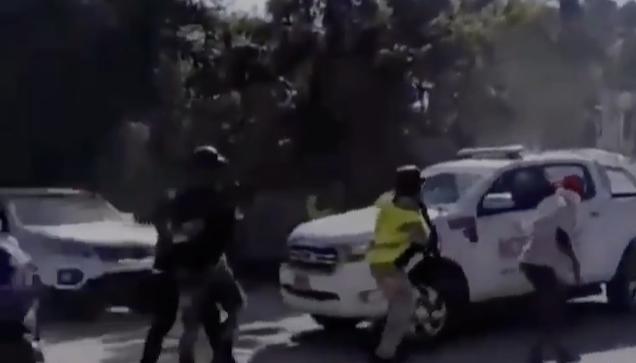 VIDEO y detalles del tiroteo en Barahona