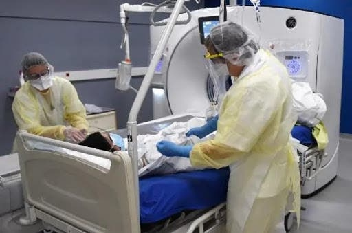 VIDEO: Doctor relata drama que se vive en centro médico de RD por el COVID-19