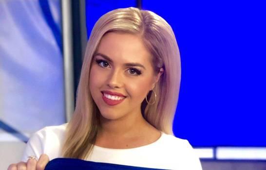 Presentadora de noticia se entera tiene cáncer por alerta de televidente