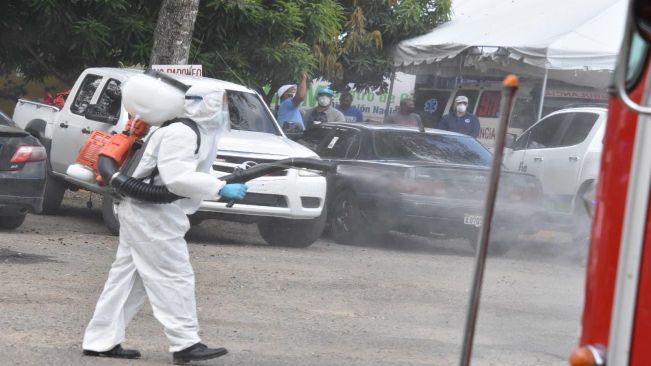 COVID-19: Salud Pública intervendrá Los Guaricanos y Los Tres Brazos
