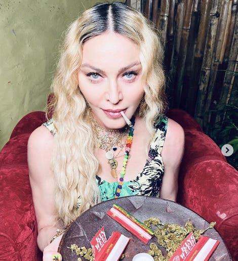 Vea aquí como Madonna celebró su cumpleaños número 62