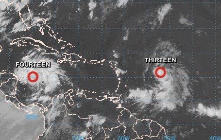 Temporada Ciclónica 2020: Se forma la depresión tropical número 14