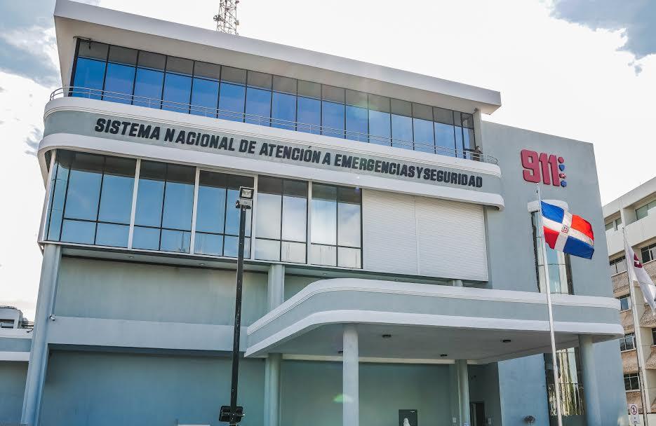 Sistema 9-1-1 asiste primeras emergencias en María Trinidad Sánchez y Hermanas Mirabal