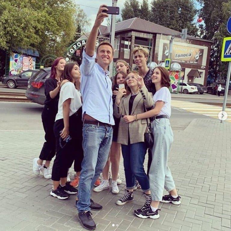 Las últimas horas de Alexei Navalny, máximo opositor de Vladimir Putin, antes de presunto envenenamiento